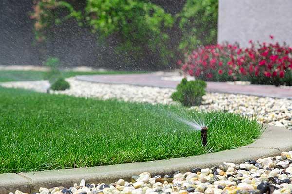 Residential Irrigation Installation